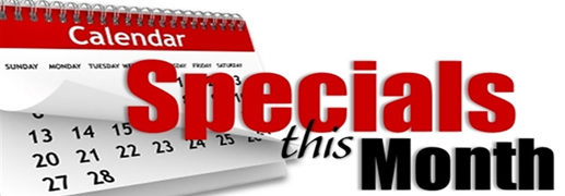 Pohl Food Service Monthly Specials
